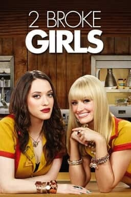 2 Broke Girls - Key Art