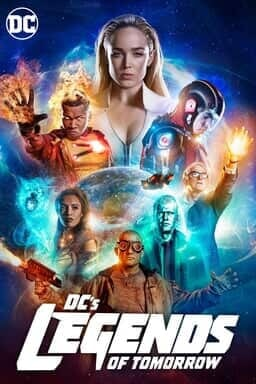 DCs Legends of Tomorrow - Key Art
