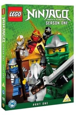 LEGO Ninjago - Key Art
