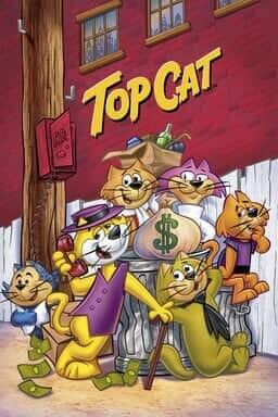Top Cat - Key Art
