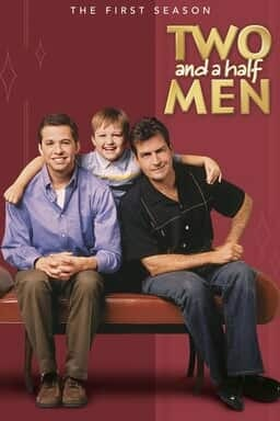 Two and a Half Men - Key Art