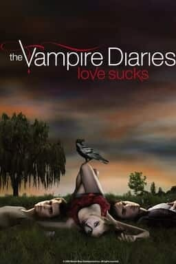 The Vampire Diaries - Key Art