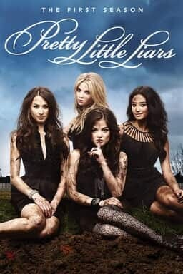 Pretty Little Liars - Key Art