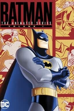Batman The Complete Animated Series - Key Art