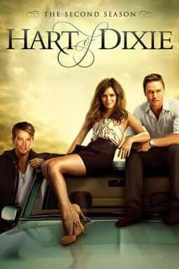 Hart of Dixie - Key Art