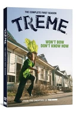 Treme - Key Art