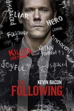 The Following - Key Art