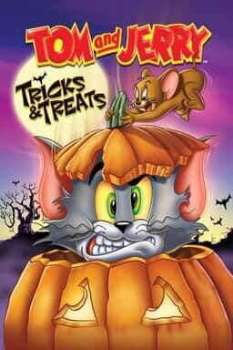 Tom And Jerry Tricks And Treats - Key Art