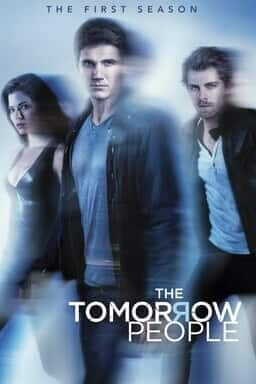 The Tomorrow People - Key Art