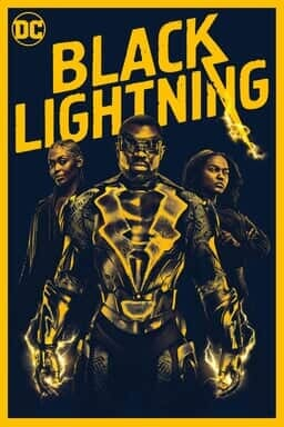 Black Lightning - Key Art