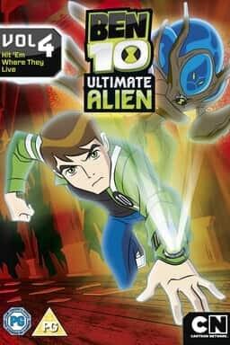 Ben 10 Ultimate Alien - Key Art