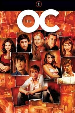 The O.C. - Key Art