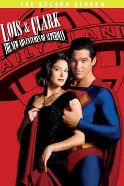Lois and Clark The New Adventures of Superman - Key Art