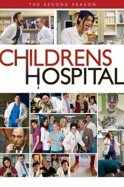 Childrens Hospital - Key Art