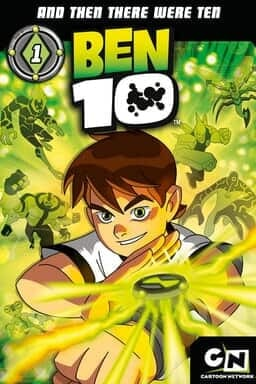 Ben 10 and then there were ten