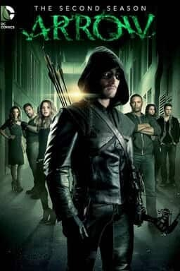 arrow season 2 packshot