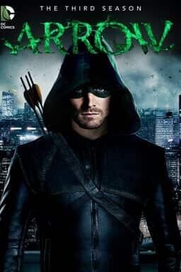 arrow season 3 packshot