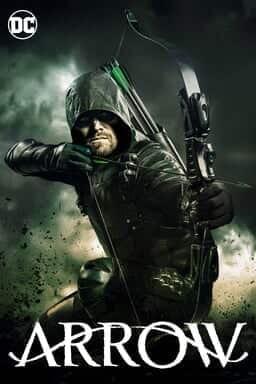 arrow season 6 packshot
