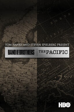 Band of Brothers and The Pacific 2-Series Collection
