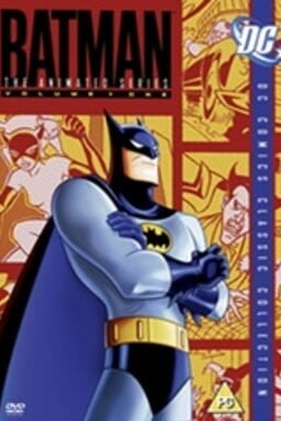 Batman Animated Series DC Collection
