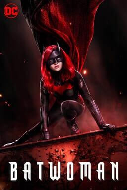 Batwoman Keyart