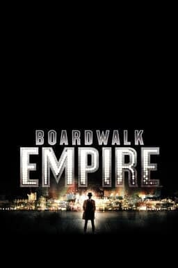Boardwalk Empire Season 1 - Key Art