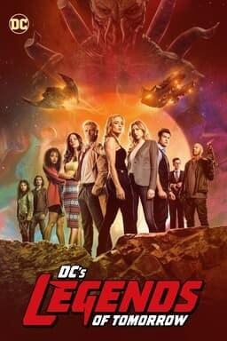 DC Legends of Tomorrow Season 6