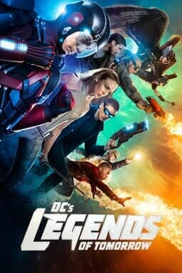 dc's legends of tomorrow season 1