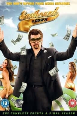 Eastbound and Down Season 4 HBO Warner Bros. UK