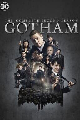 Gotham Season 2 - Key Art