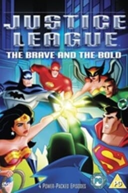 Justice League The Brave and The Bold