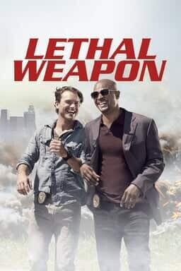 Lethal Weapon Season 1 Key Art