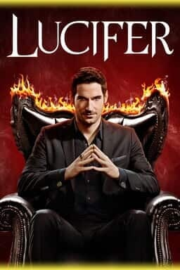 Lucifer Season 3 Key Art