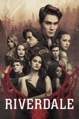Riverdale key art