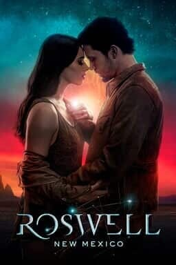 Roswell New Mexico key art