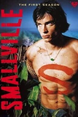 smallville season 1 packshot