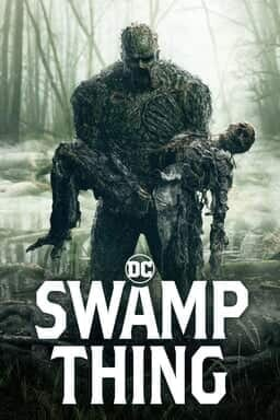 swamp thing packshot