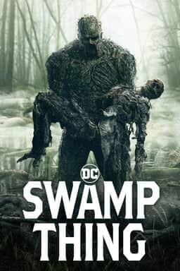 swamp thing packshot