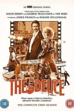 THE DEUCE SEASON 1 HBO WARNER BROS. UK