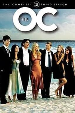 THE OC SEASON 3 WARNER BROS UK