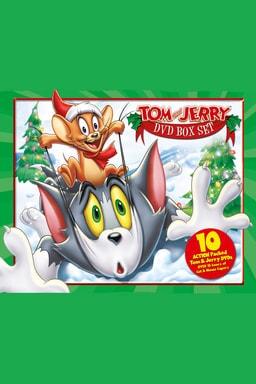 Tom and Jerry Big Christmas Boxset