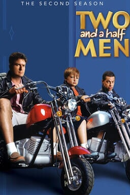 Two and a half men Season Two
