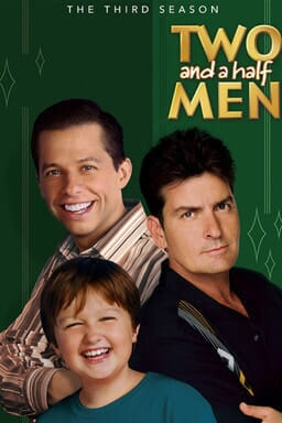 Two and a half men Season Three