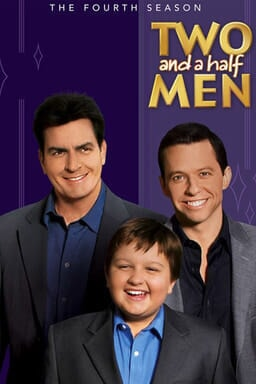 Two and a half men Season Four