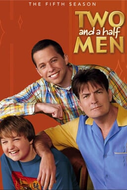 Two and a half men Season Five