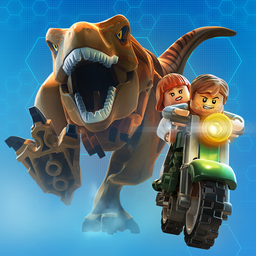 Lego Jurassic World Mobile