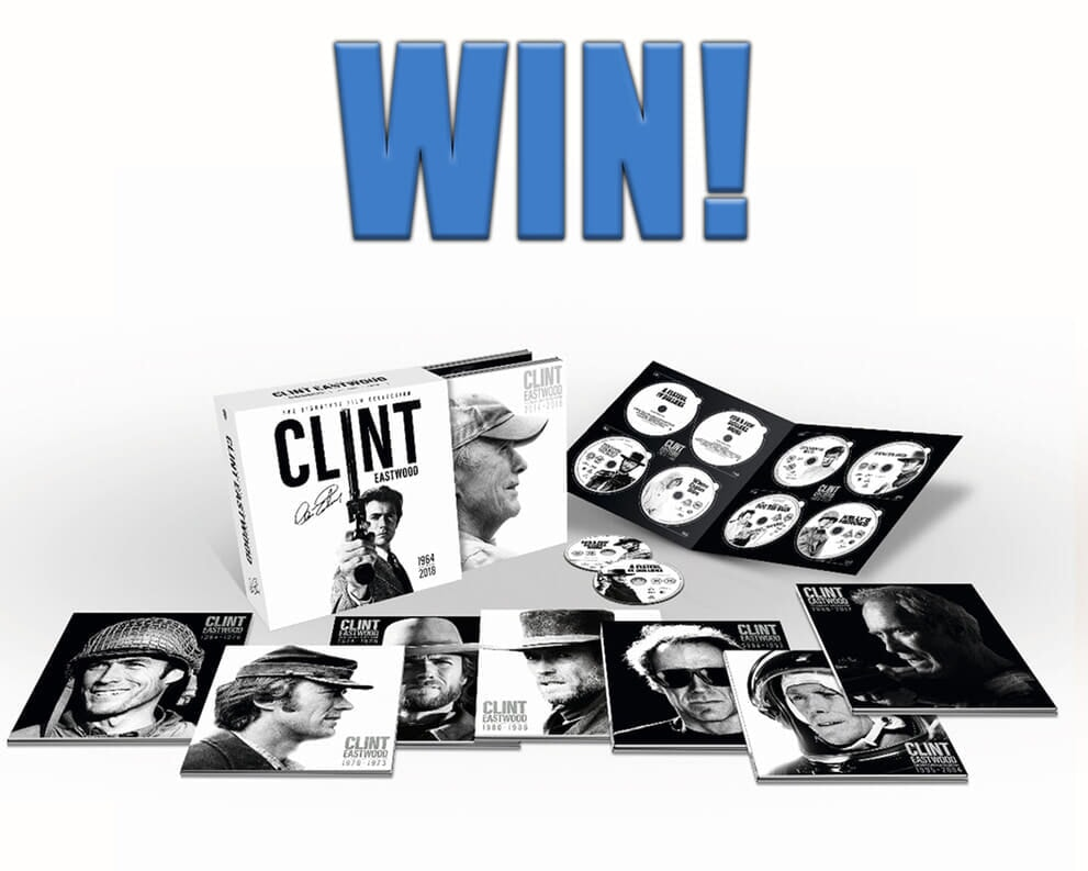 Clint Eastwood Collection competition
