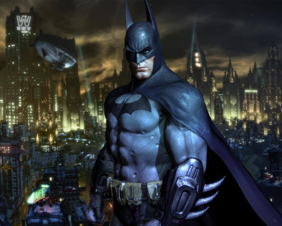 Why Batman deserves a holiday