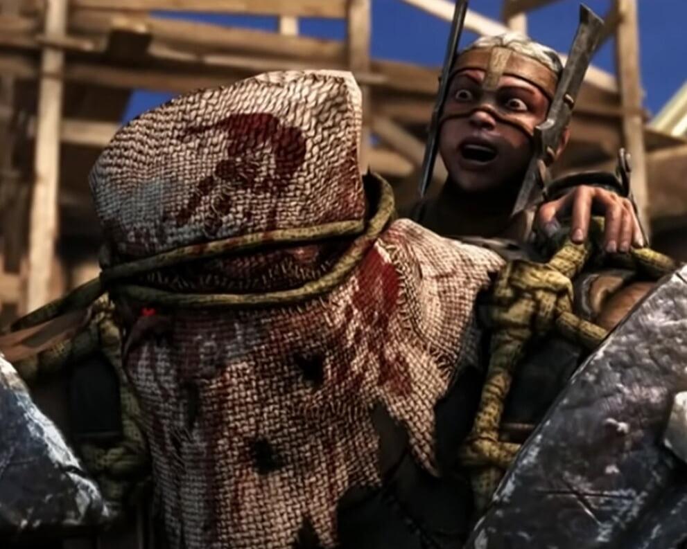 Bizarre one-off characters in Mortal Kombat