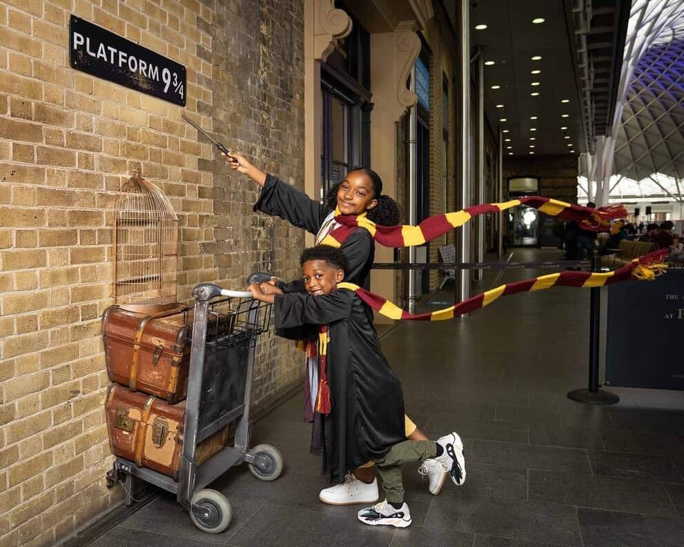 Wizarding World Announces Harry Potter Platform 9 ¾ Trolley Tour Across the UK